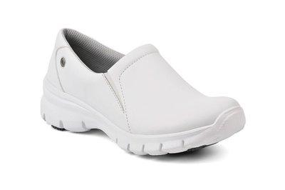 Suecos veterloze schoen NOVA Wit