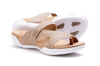 Suecos sandalen ASSI Bamboo