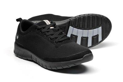 Suecos horeca schoenen Alma zwart